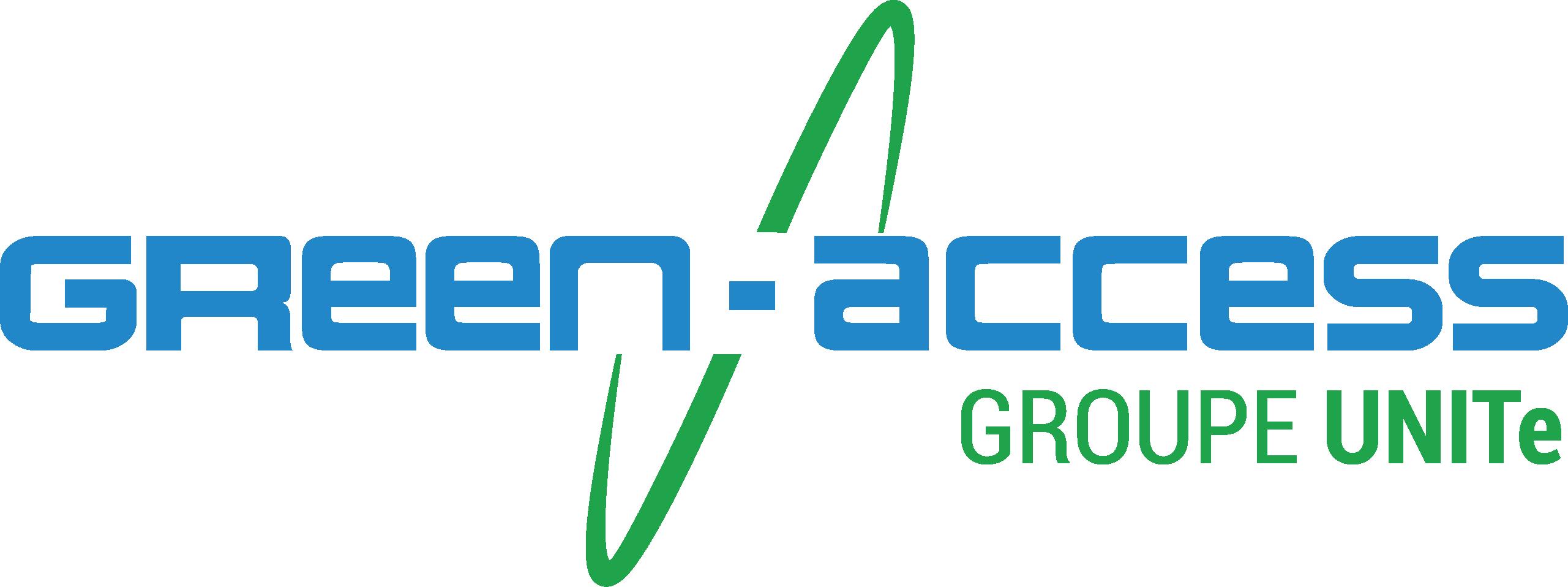 2021 Logo Green Access